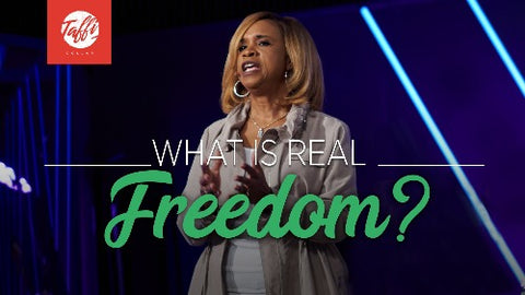 What is Real Freedom? - CD/DVD/MP3 Download