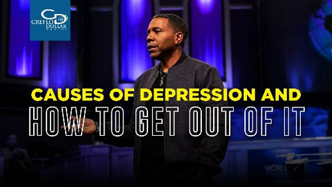 Causes of Depression and How to Get Out of It - Single Message