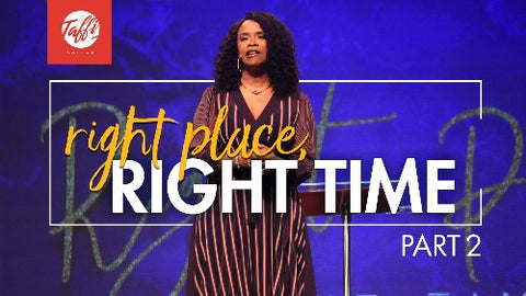 Right Place, Right Time (Part 2) - CD/DVD/MP3 Download