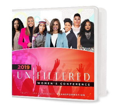 2019 Unfiltered Women's Conference - 8 Message Series