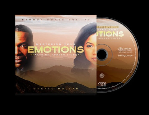 Sermon Songs Vol. IV: Mastering Your Emotions - CD