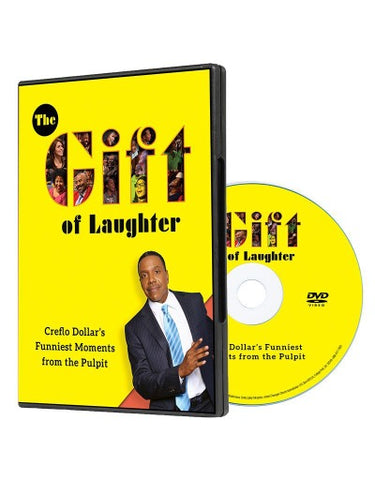 The Gift of Laughter - DVD