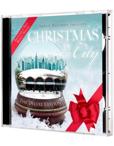 Christmas in the City: The Deluxe Edition - Music CD