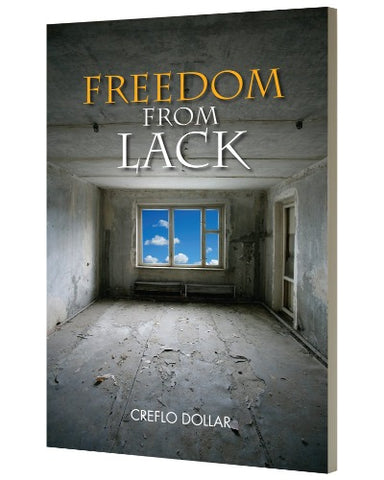 Freedom from Lack - Minibook