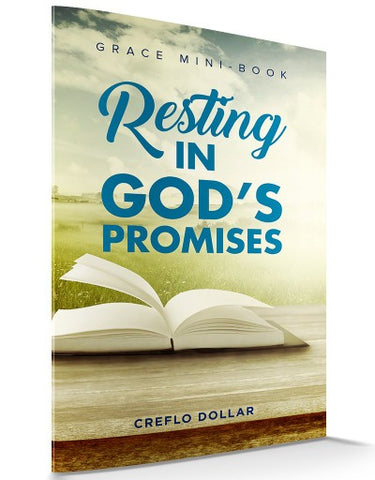 Resting in God's Promises - Mini Book