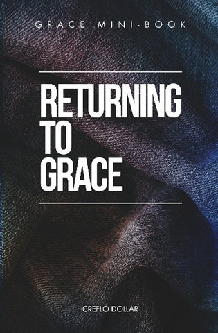 Returning to Grace - Minibook