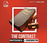 The Contrast: Righteousness vs. Condemnation - Single Message