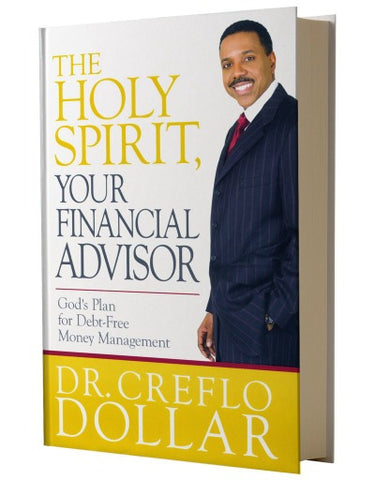 The Holy Spirit: Your Financial Advisor - Book