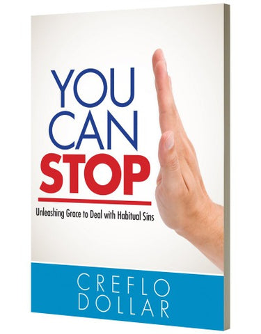 You Can Stop! Unleashing Grace to Deal with Habitual Sin - Minibook
