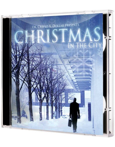 Christmas in the City - Music CD
