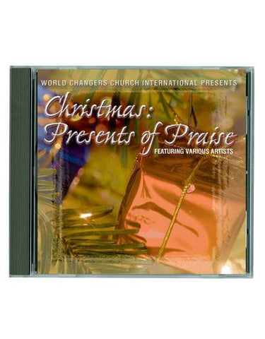 Christmas: Presents of Praise - Music CD