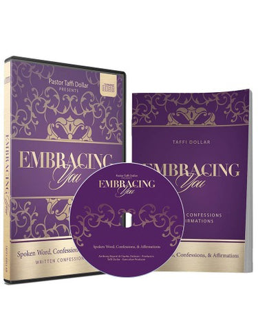 Taffi Dollar Presents: Embracing You (Volume 1) - Spoken Word, Confessions & Affirmations