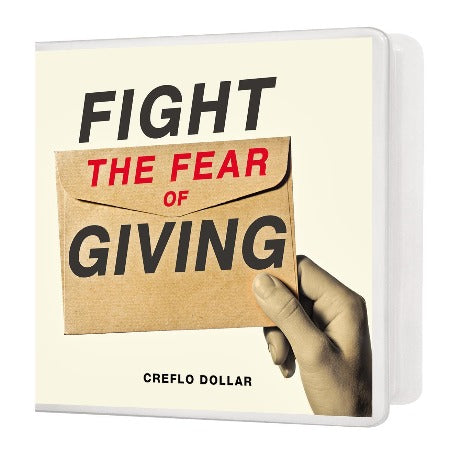 Fight the Fear of Giving - 2 Message Series