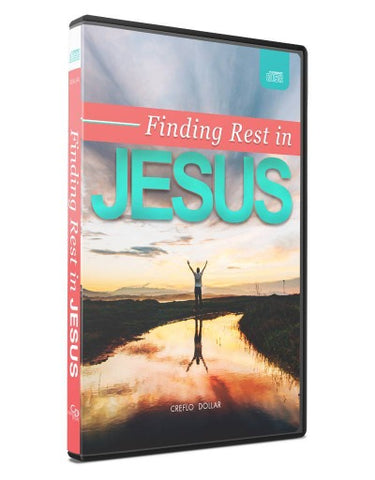 Finding Rest in Jesus - CD Series