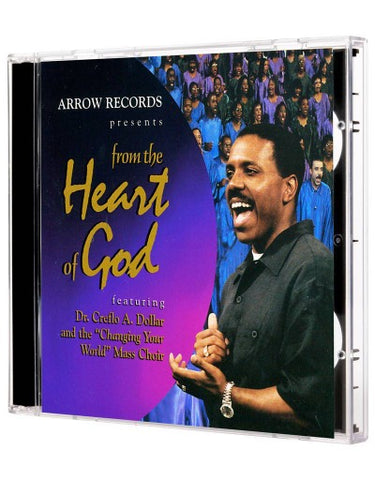 From the Heart of God - Music CD