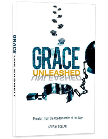 Grace Unleashed: Freedom from the Condemnation of the Law - CD Series