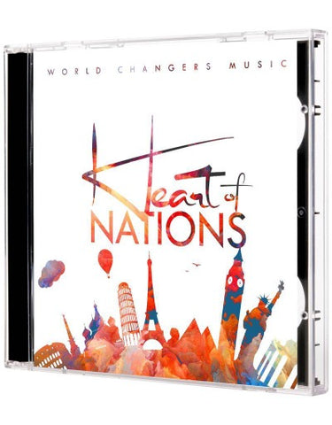Heart of Nations - Music CD