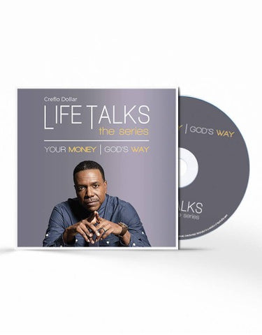 Life Talks: Your Money, God's Way - Single CD