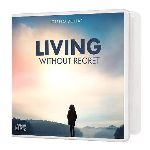 Living Without Regret - 3 Message Series