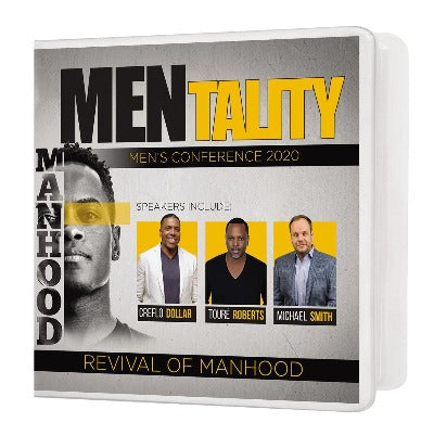 2020 MENtality Men's Conference - 3 Message Series