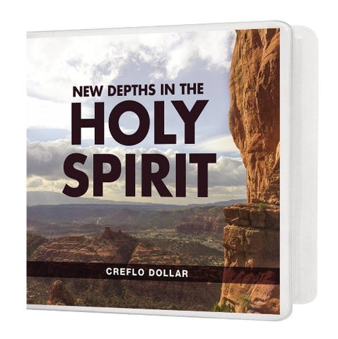 New Depths in the Holy Spirit - 4 Message Series