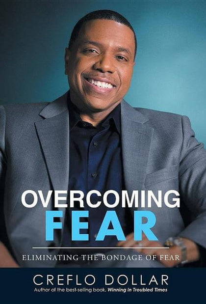 Overcoming Fear Book (Hardcover Edition)