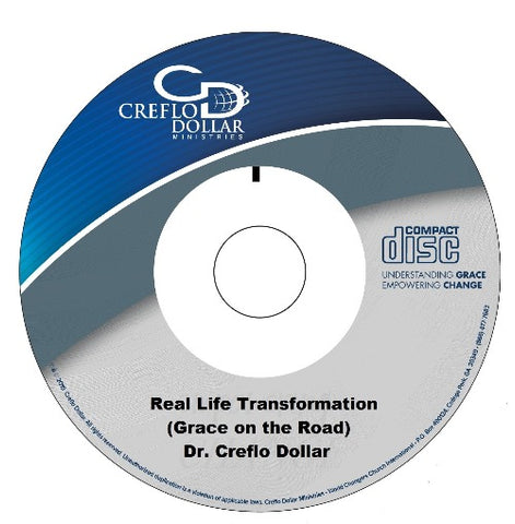 Real Life Transformation (Grace on the Road) - Single Message