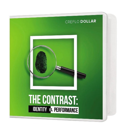 The Contrast: Identity vs. Performance - 2 Message Series