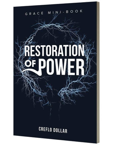 The Restoration of Power - Minibook