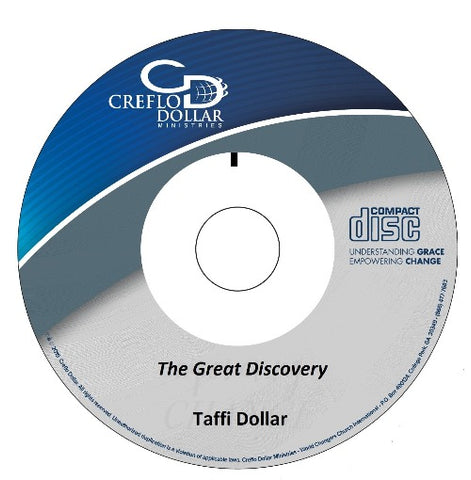 The Great Discovery - CD/DVD/MP3 Download