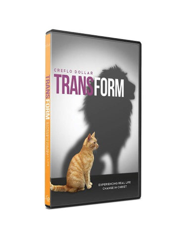 TRANSFORM: Experiencing Real Life Change in Christ - CD Series