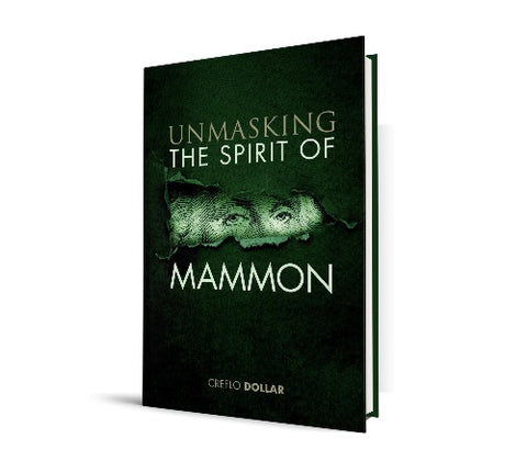 Unmasking the Spirit of Mammon - Book
