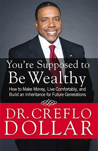 You're Supposed to Be Wealthy - Book