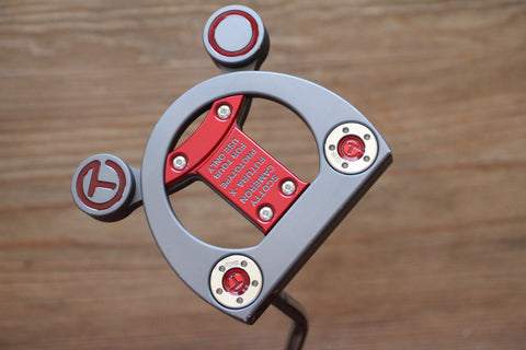 Scotty Cameron Futura X Prototype Circle T Putter