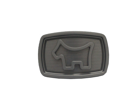 2013 Scotty Cameron Club Members Belt Buckle Scotty Dog