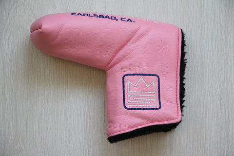 Scotty's Custom Shop Pink Headcover