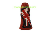 2011 British Championship Headcover