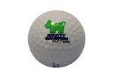 Scotty Cameron Rare Titleist Logo Golf Balls