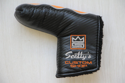 Custom Shop Select Orange Headcover