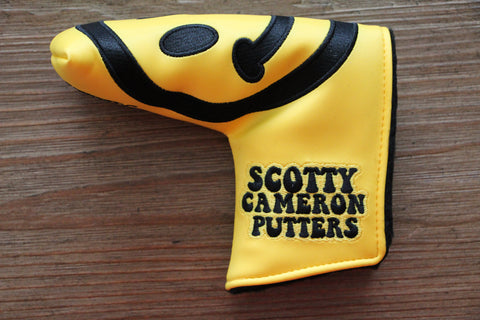 2012 US Open Smiley Happy Face Headcover