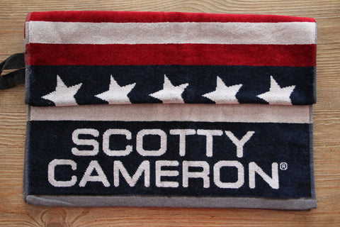 Scotty Cameron 2017 US Open USA Towel