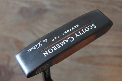 Scotty Cameron Newport 2 TeI3 Custom Shop Putter