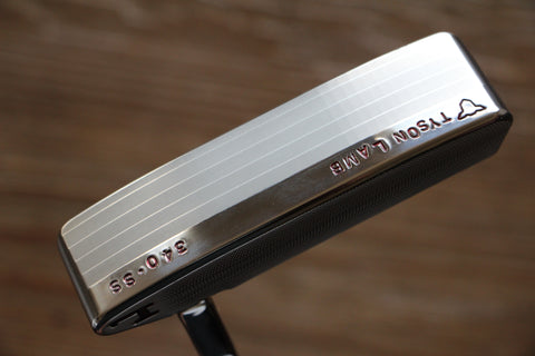 Tyson Lamb Custom Bridgeport 1 340g Putter