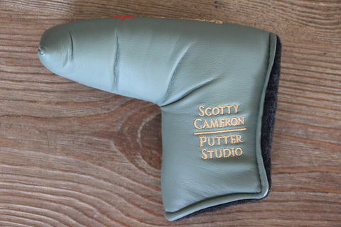 Scotty Cameron Stock Headcovers (Various Options Available)