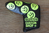 2012 Custom Shop Neon Grinder Headcover