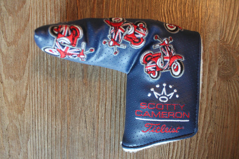 2009 British Open Scooter Scotty Dog Headcover