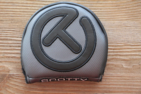 Circle T Black Industrial Futura X5 X7 Round Mid Mallet Cover