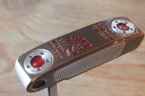 Scotty Cameron Concept 1 Chromatic Bronze Super Rat Prototype Tour Putter
