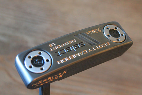 Scotty Cameron Select Newport 1.5 Custom Shop Putter
