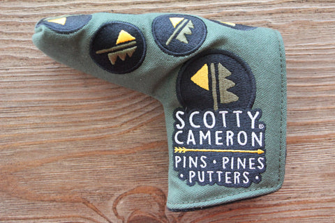 Pins & Pines Gallery Headcover